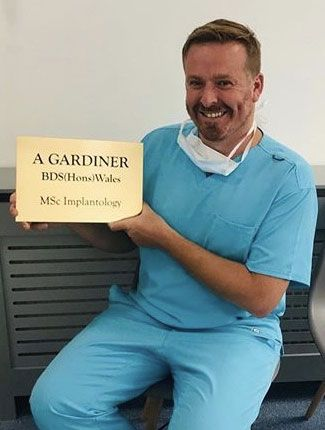 Dr Andy Gardiner